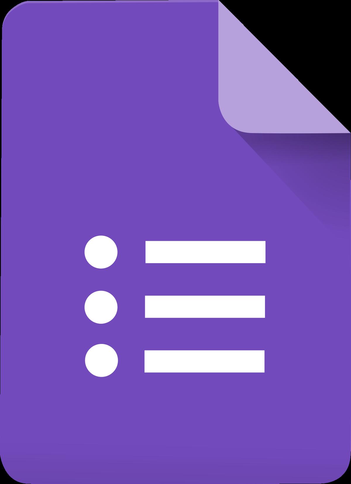 Google Workspace (voorheen Google Suite) Forms