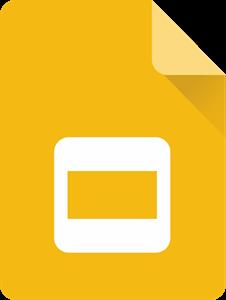 Google Workspace (voorheen Google Suite) Presentaties