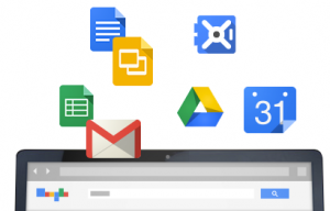 Google Suite achtergrond