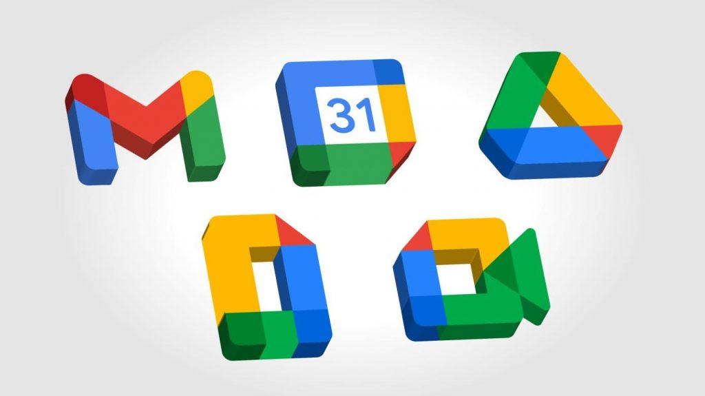 googleworkspacespecialist iconen bij de Google Workspace Specialist