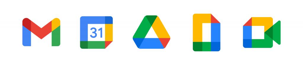 googleworkspacespecialist icons bij de Google Workspace Specialist